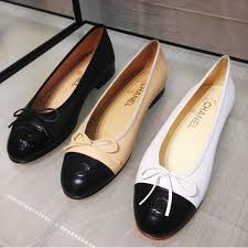 Chanel Ballerina Flats Size Chart Chanel Shoes Chanel Ballerina Flats Reference Guide