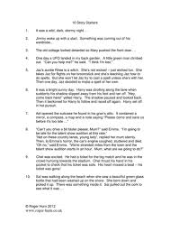 story sentence starters openers writing ideas by bevevans 10 story starters