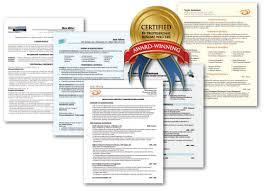 sample resumes job winning resume examples