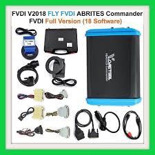 <b>Newest FVDI</b> V2018 Original FLY <b>FVDI ABRITES</b> Commander Full ...