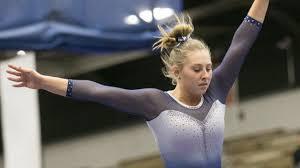 Muere la gimnasta Melanie Coleman tras una grave caída de las barras  asimétricas