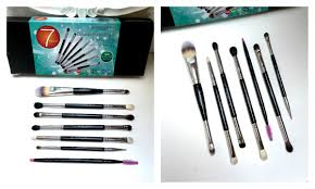 next up is another but smaller brush set the entire double ended brush collection this one is actually curly on at 49 99 54 99 and is