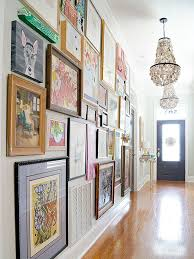gallery wall ideas to copy asap home