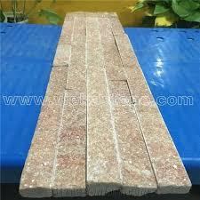 veneer feature wall cladding panel ledge stone rock natural split face mosaic tile landscaping building interior exterior decor culture stone 60x15cm
