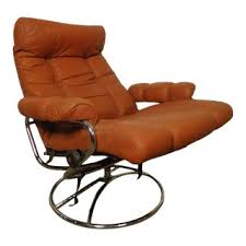ekornes stressless craigslist. Fine Craigslist MidCentury Reclining Chair And Ottoman By Ekornes Stressless Inside Craigslist L