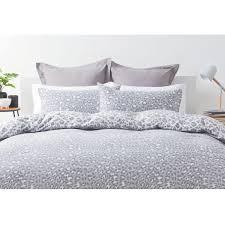 Quilt Cover Sets & Bedding Sets | Kmart & Leopard Quilt Cover Set - Double Adamdwight.com