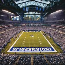 Top Attractions In Indianapolis Lucas Oil Stadium Colts