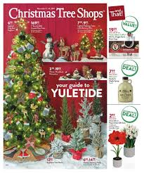 Christmas Tree Shops  Only 249 One Day Only InStore Only  The Christmas Tree Store Flyer