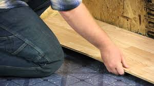 laminate flooring installing over tile can you in ceramic floor linoleum