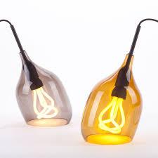 decode lighting. sam wilkinsonu0027s vessel table lamp by decode london lighting