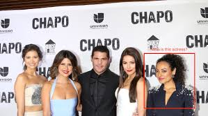 who is the actress outlined in the photo? (from el chapo netflix cast) -  Album on Imgur
