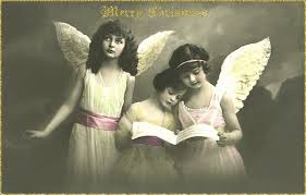 Christmas angels GIFs - Get the best GIF on GIPHY