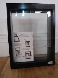 the forever frame shadow box sand frame unity wedding adoption large 12 x9 x3