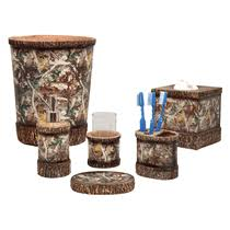 Camouflage Bathroom Decor And Sets Camo Trading