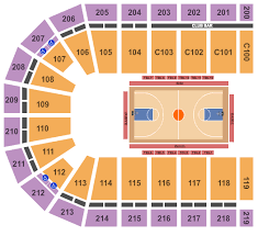 Sears Centre Arena Seating Chart Hoffman Estates