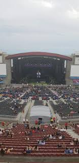 Jones Beach Theater Section 22 Row A Seat 10 Wes Period