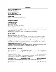 resume photographer resume examples entrancing photographer resume short resume template