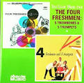 The Four Freshmen and 5 Trombones/4 Freshmen and 5 Trumpets