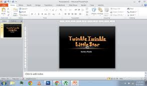 Samples Of Powerpoint Presentations How To Create A Karaoke Using Powerpoint With Sample Pinoy