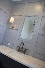what is wainscoting panels intrim