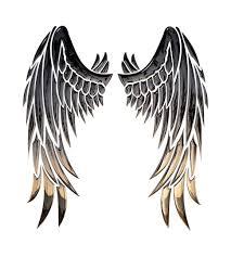 Vzor Tetování Andělská Křídla