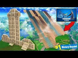 New Playground Sandbox Mode In Fortnite Battle Royale Strafe Videos