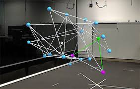 Augmented Reality Graph Visualizations Interactive Media