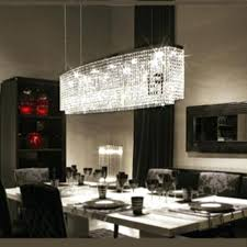 crystal chandelier for dining room rectangular crystal chandelier dining room simple stylish dining room crystal lamp