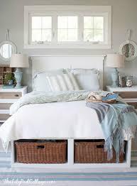 Cottage Style Bedroom Design