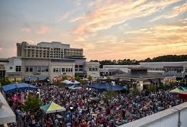 Coastal Credit Union Raleigh Nc Seating Chart Triangle Offers Low Cost Or Free Outdoor Summer Concert Series