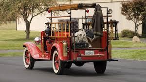 1929 Chevrolet Fire Truck 1 Ton   S5   Bob McDorman Collection 2010