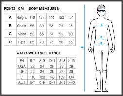 Arena Swim Size Chart Arena Polycarbonite Ii Girls Swimming Costume