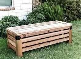 build a outdoor bench diy garden bench seat diy garden bench seat with storage