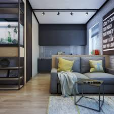 Bachelor Room Apartment Designs For A Small Family Young Couple And A Bachelor