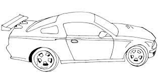 Race Cars Coloring Pages Pdf Dreadeorg