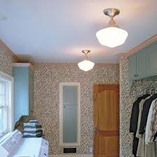 laundry room lighting. Shoreland™ Pendants With School House Globes For Laundry Room Lighting T