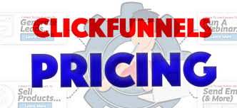 Image result for Clickfunnels Pricing Marketing
