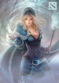 crystal maiden character giant bomb