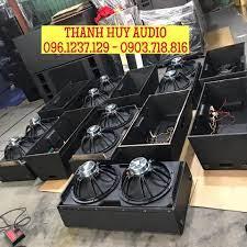 Loa Hỏa Tiễn 40 đôi đồng bộ từ Neo cao cấp của Thanh Huy Audio