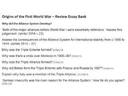 cie history paper essay bank first world war russian  cie history paper 2 essay bank first world war russian revolution by mark lane15 teaching resources tes