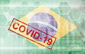 Brasil registra 1.433 novas mortes por covid-19 nas últimas 24 horas