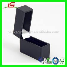 Decorative Ring Boxes N100 Blue Postal Ring Box Custom Ring Box Flat Pack Decorative 73