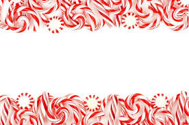 christmas candy border. Unique Candy Christmas Candy Double Border With Peppermints And Canes Over A White  Background Stock Photo  Intended Candy Border O
