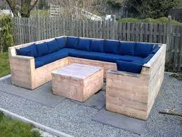 creative patio furniture. Patio Furniture Made From Pallets Pallet Sofa . Creative S