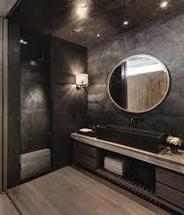 black bathroom. Nice Design Ideas For Bathrooms With Best 10 Black On Pinterest Tiles Bathroom