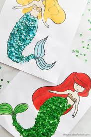 October 19, 2015 at 12:35 am. Mermaid Coloring Pages The Best Ideas For Kids