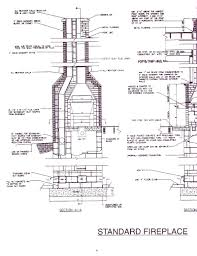 residential masonry fireplace chimney construction details design plans ideas inside fit masonry fireplace doors construction details wood burning kits