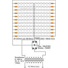wiring diagram for led light connected in series wiring wiring diagram for led light connected in series jodebal com