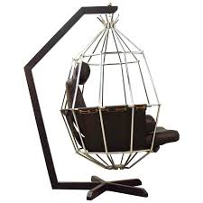 ib arberg hanging birdcage chair