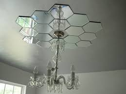 image of ceiling medallions glass